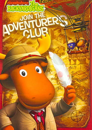 BACKYARDIGANS:JOIN THE ADVENTURES CLU BY BACKYARDIGANS (DVD)