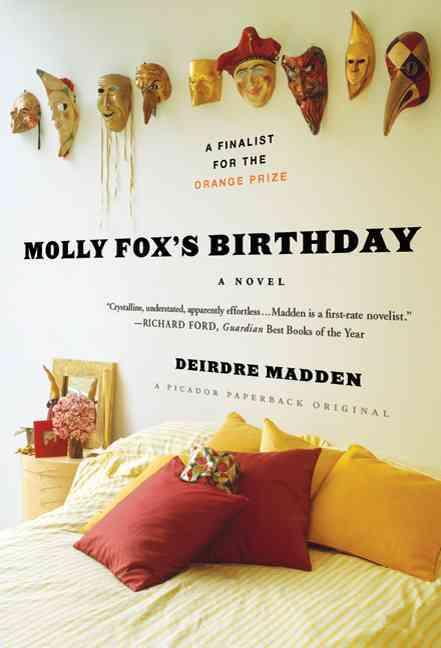 Molly Fox's Birthday By Madden, Deirdre